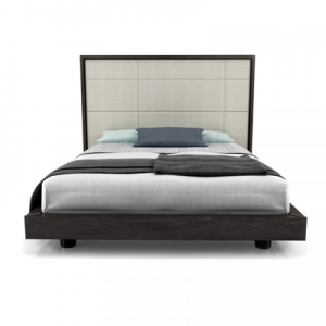 bedroom cubic upholstered bed