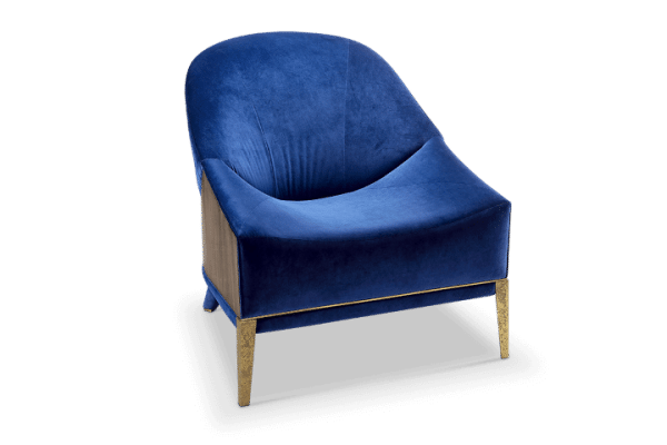 living room milan accent chair