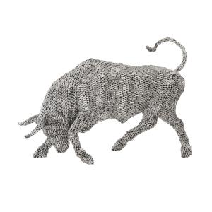 accessories bull pipe sculpture