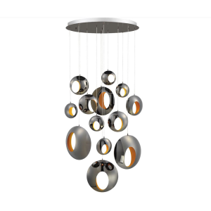 lighting arlington 40-inch chandelier