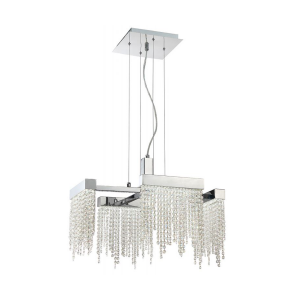 lighting rossi square chandelier