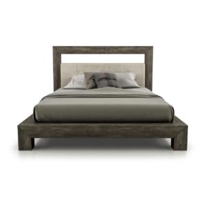bedroom cloe padded headboard bed