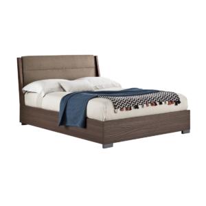 bedroom dado-dice bruno oak bed