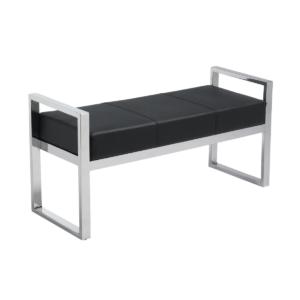 darby bench in black