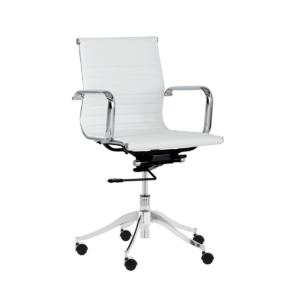 office furniture tyler chair in white