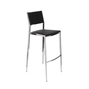 aaron stool black
