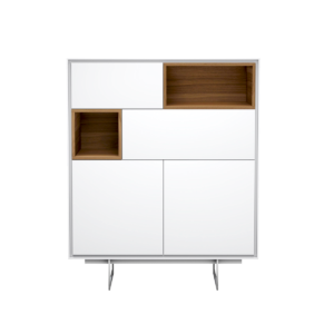 dining room baxter highboard white