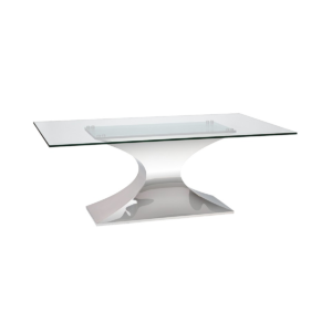 dining room prague table stainless steel