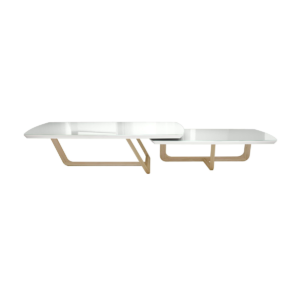 living room belvedere nesting coffee tables